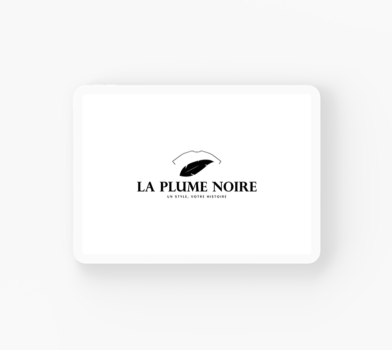 photo du logo la plume noire